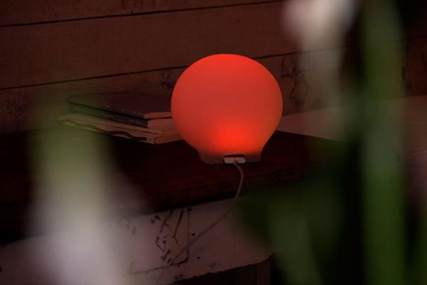 Lampp, por Jordi Canudas Studio