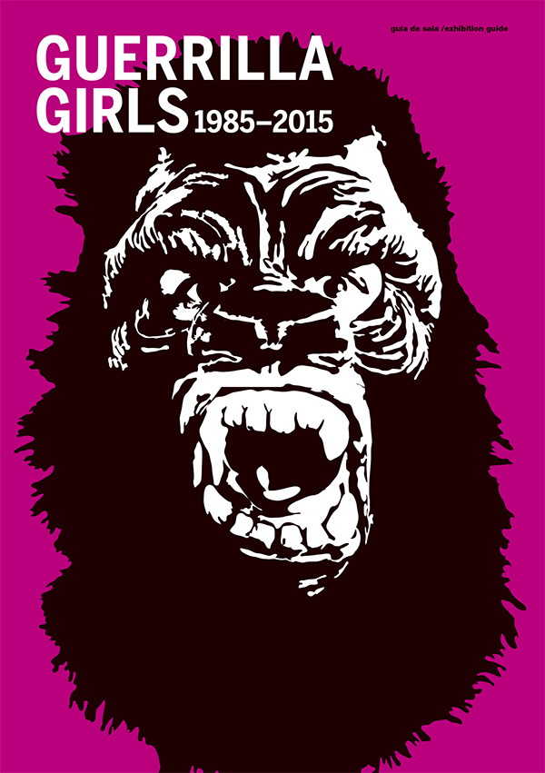 Guerrilla Girls 1985-2015, 30 años de activismo feminista