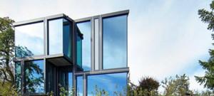 La vid como inspiración arquitectónica: Trübel, de L3P Architects
