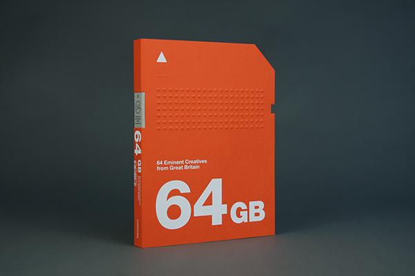 El diseño británico protagonista del proyecto editorial 64GB, de Viction:ary