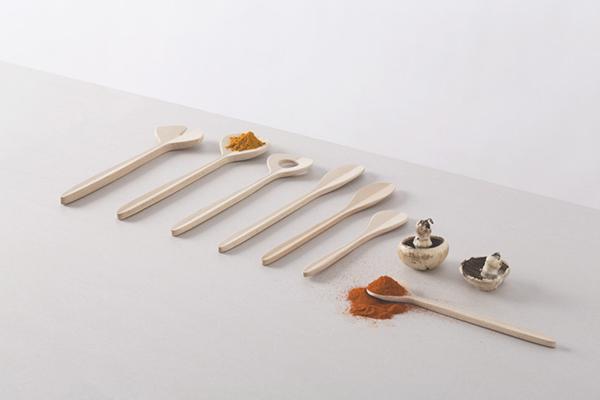 À Table, food design de Fabrica para Atipico