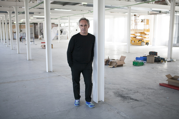 Ferran Adrià: el proceso creativo de un ravioli