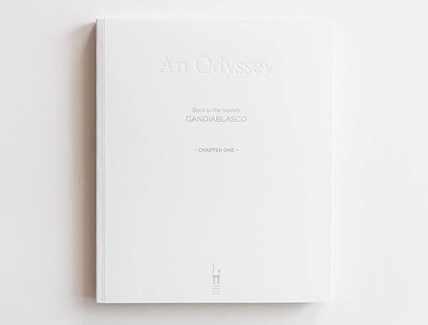 An Odyssey, Odosdesign para GandiaBlasco