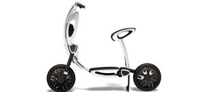 INU, el nuevo vehículo para la ciudad de Greenride