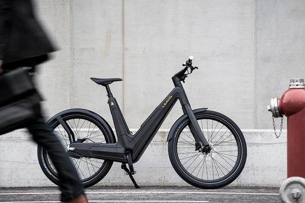 Leaos, la bicicleta eléctrica que incorpora paneles solares