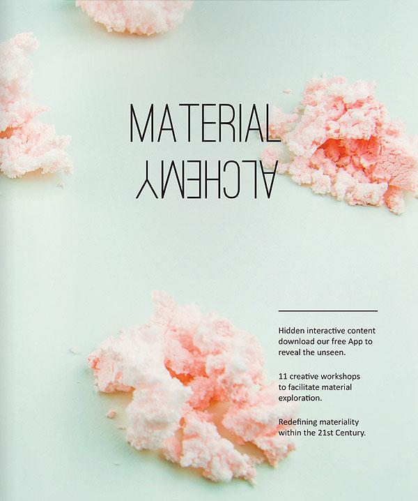 Material Alchemy, el futuro de los materiales