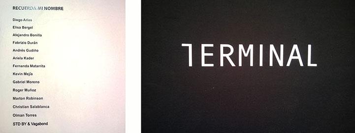 TERMINAL: Arte Joven
