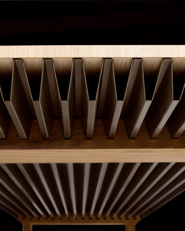 Climate Table, la mesa termorreguladora de Menard y Lagrange