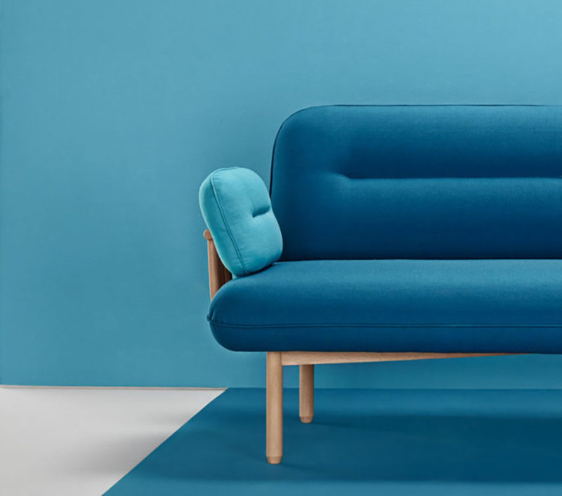 Cosmo, el sofá de LaSelva para. Missana