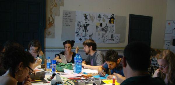 IX Curso Internacional de Ilustración y Diseño Gráfico