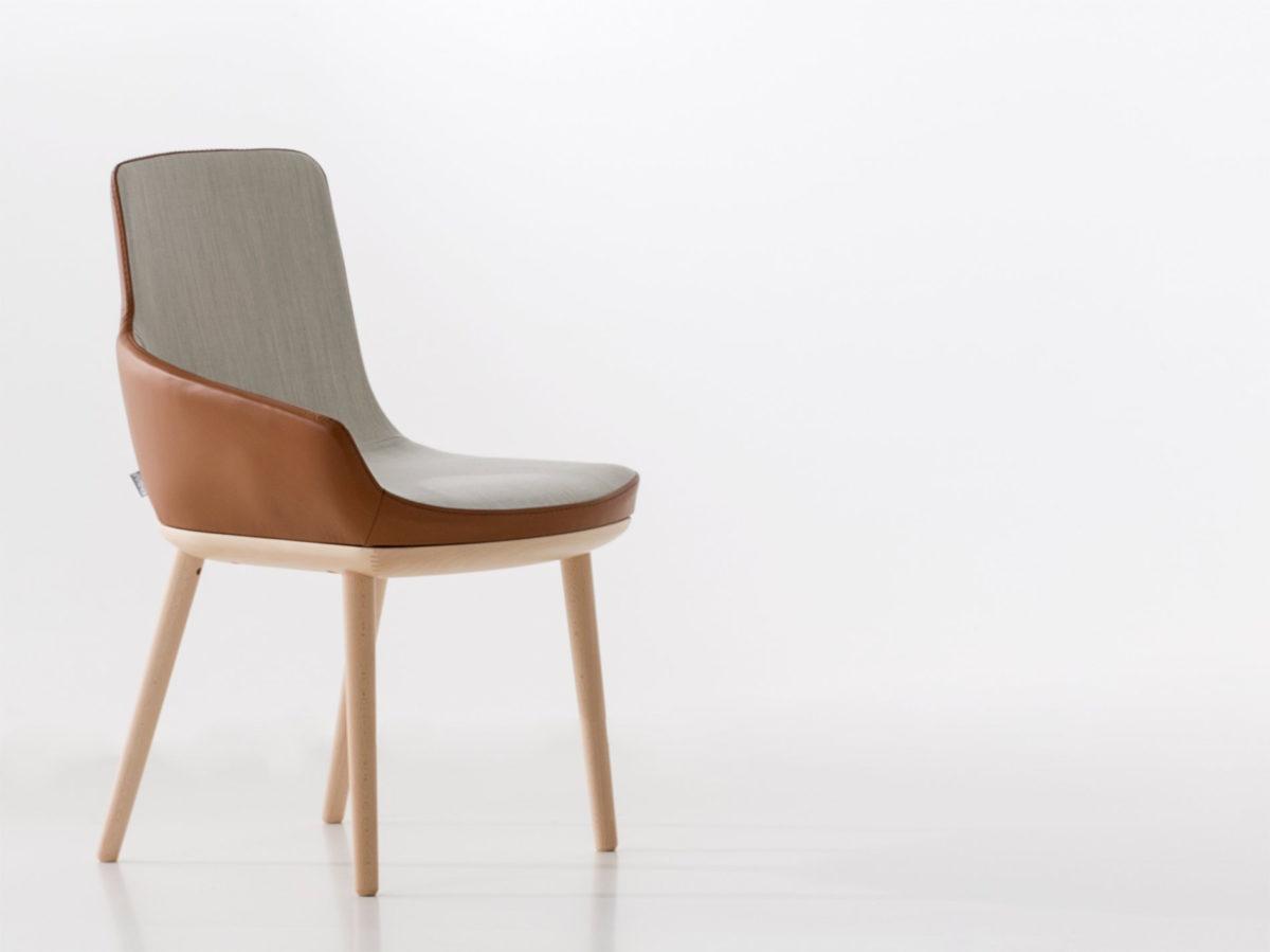 Ego, una colección de Alegre Design. La asimetría que marca un nuevo concepto