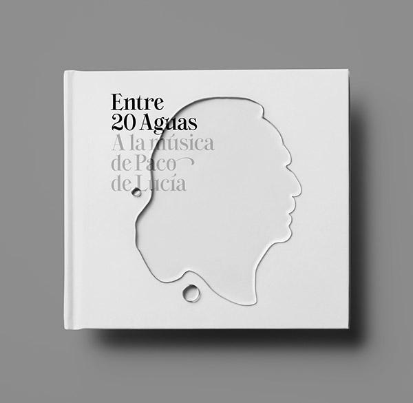 Disco tributo a Paco de Lucía, concepto visual de Mucho