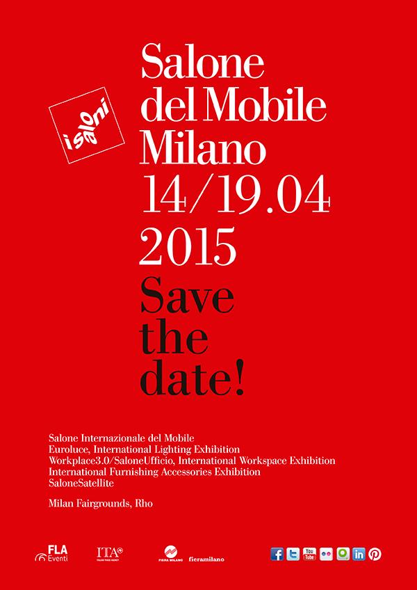 Salone del Mobile, Milano 2015