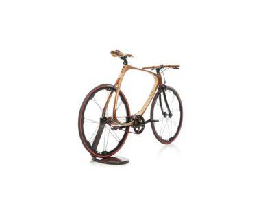Wood Carbon Bikes, la bicicleta de madera y fibra de carbono