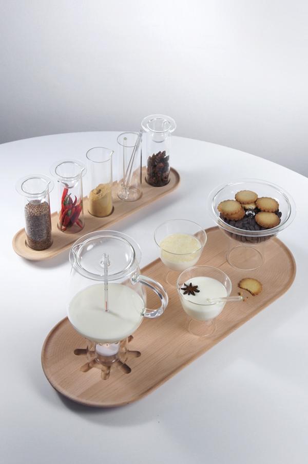 Hot Milk Lab, el laboratorio alquímico de Sebastian Bergne