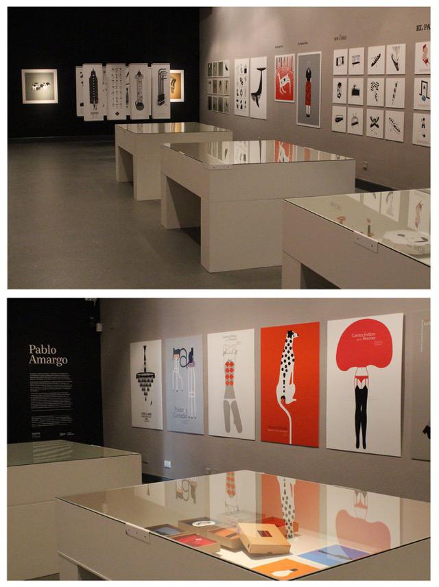 Exposición de Pablo Amargo en Motiva 2015
