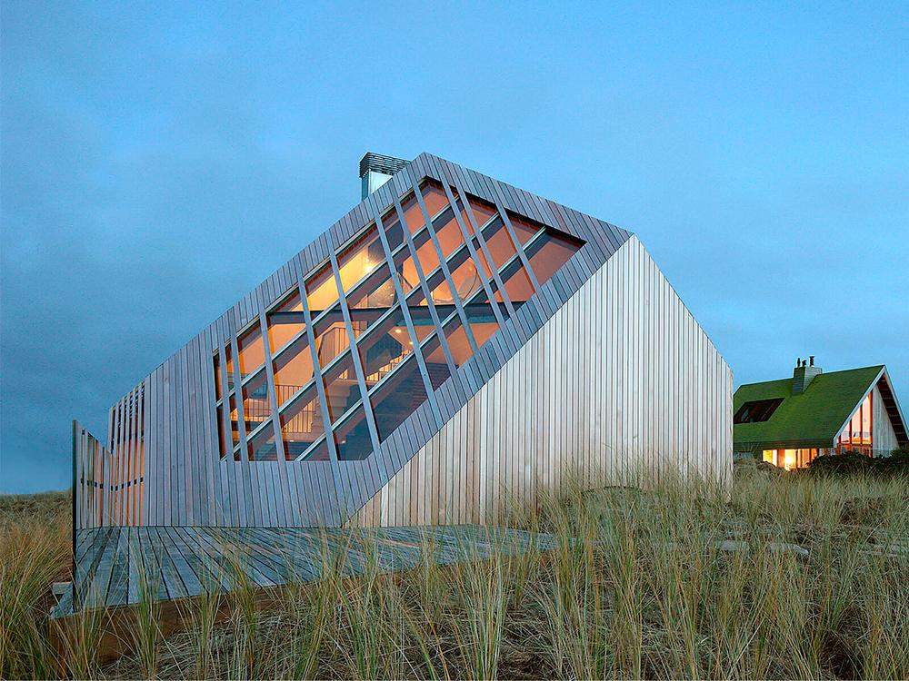 Un diamante entre las dunas, de Marc Koehler Architects. © Filip Dujardin