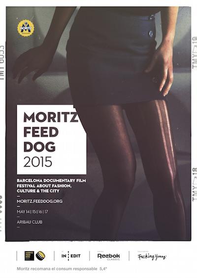 Moritz Feed Dog. El primer festival de cine documental de moda en España