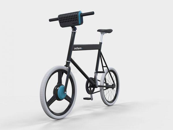 Adam, la e-bike de los estudiantes según John Kock y Marcel Schreuder