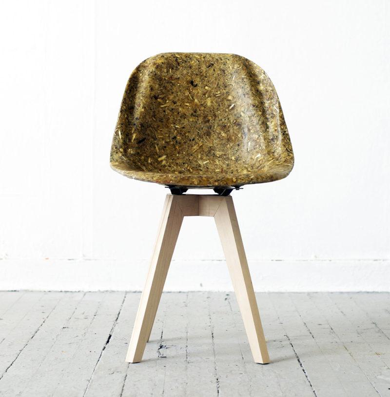 Artichair, la silla vegetal de Kizis Studio.