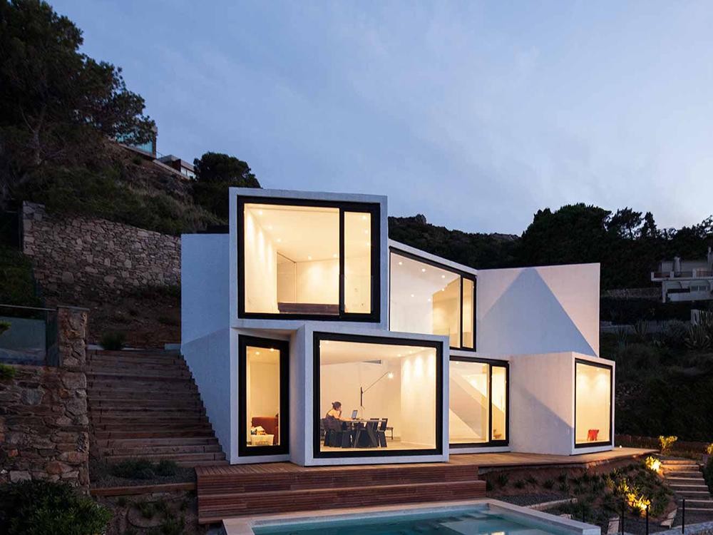 Casa Girasol de Cadaval & Solà-Morales. Singular y estimulante