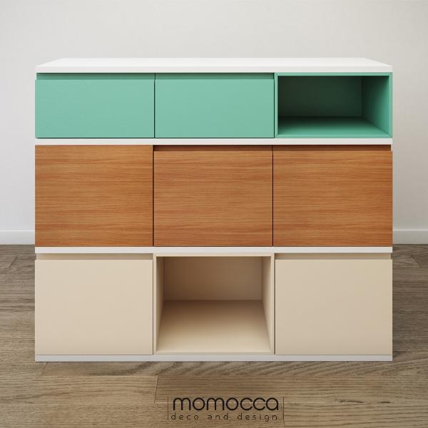 Lourdes Coll lanza la firma de mobiliario Momocca