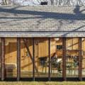 Recreationhouse, casa de campo en Utrecht por Zecc