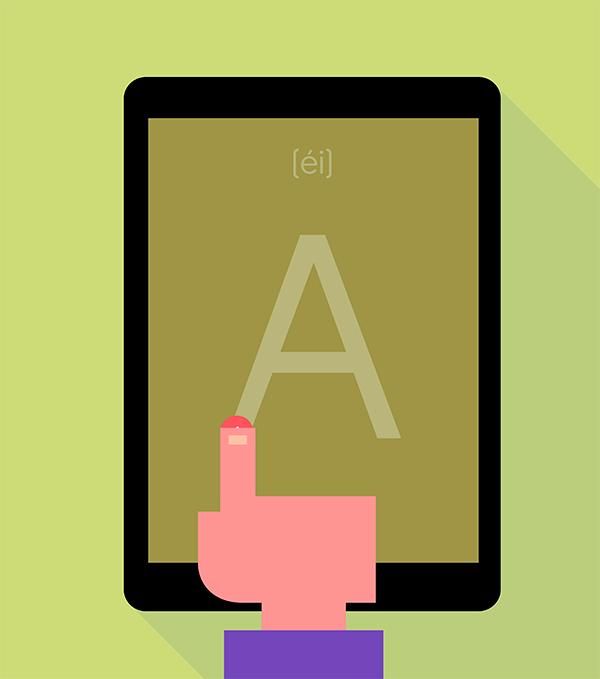 Abcine, una aplicación diseñada para los más pequeños