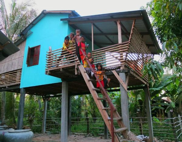 Framework House, diseño social en Camboya
