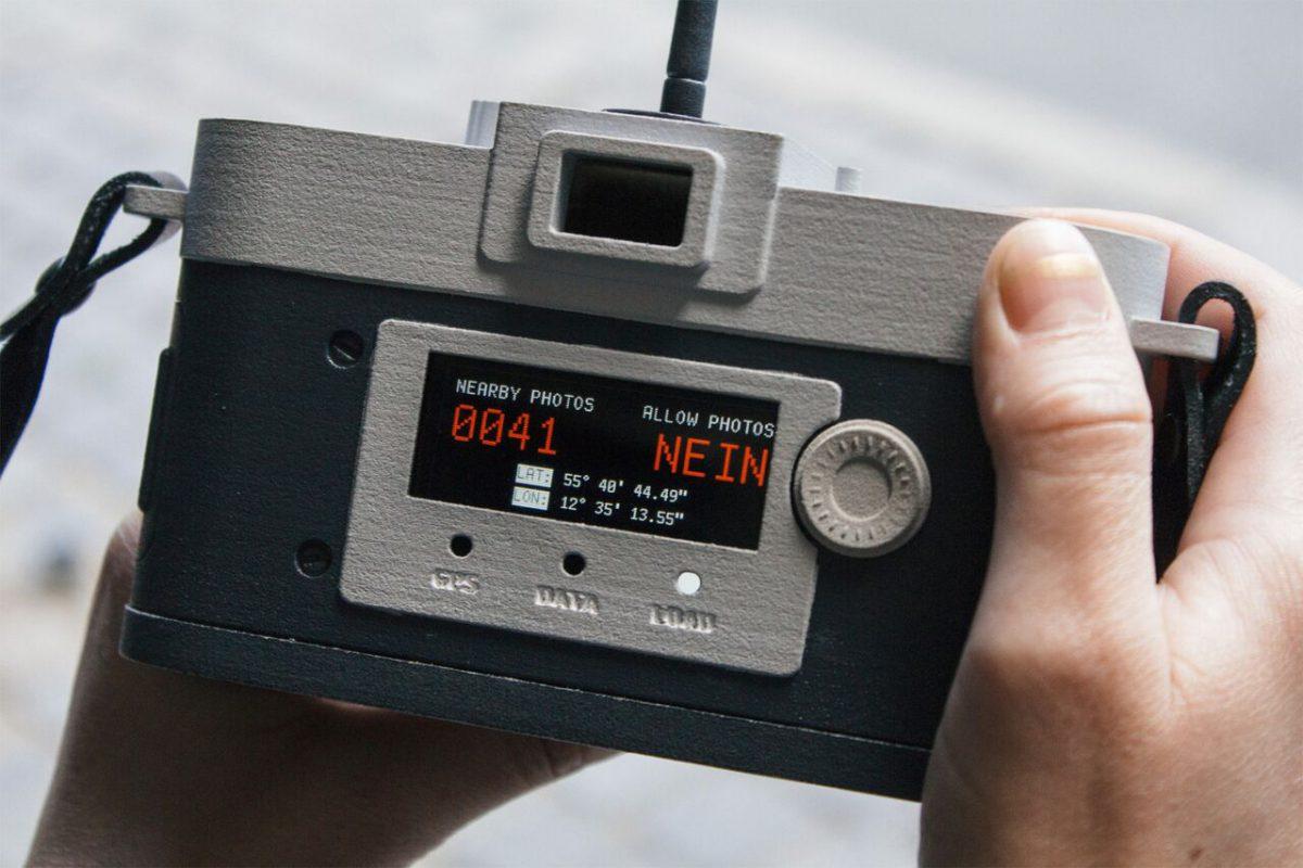 Camera Restricta, tecnología para limitar la toma de fotografías