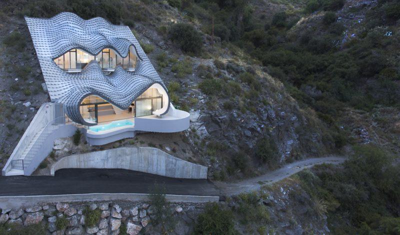 La Casa del Acantilado, el último reto de GilBartolomé Arquitectos