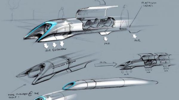 Dirk Ahlborn presenta el revolucionario medio de transporte HyperLoop en xSpain 2015