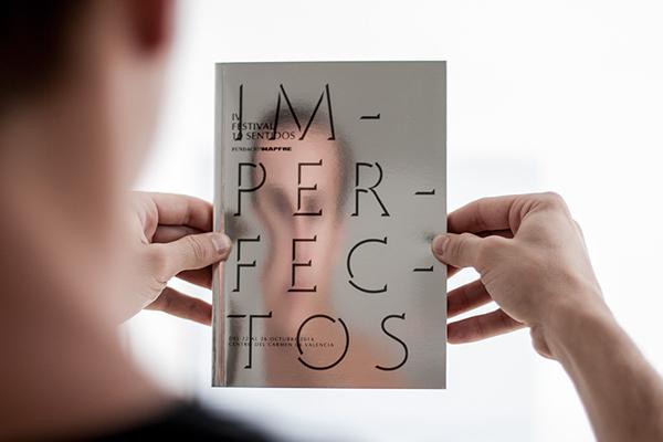 Imperfectos, gráfica de Mr. Simon para el Festival 10 Sentidos