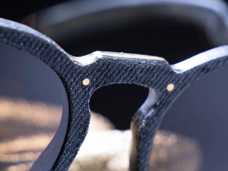 Mosevic, las gafas de tela de Jack Spencer y Alex Boswell