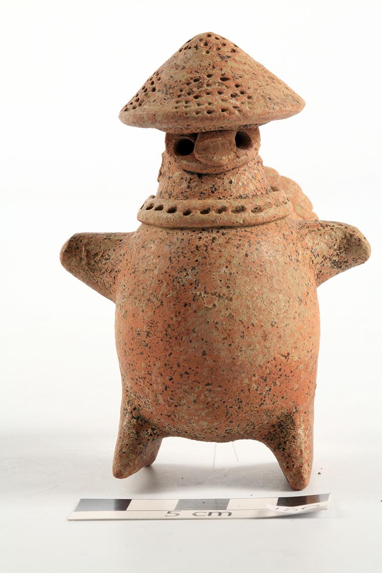Museo de Jade: Instrumentos musicales