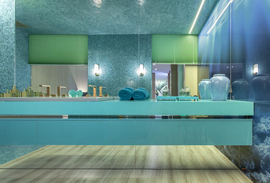 Acqua Fraccaroli, el nuevo color de Silestone® by Cosentino