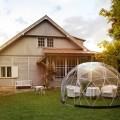 Garden Igloo, el invernadero multifuncional de Cagla Isin Alemdar