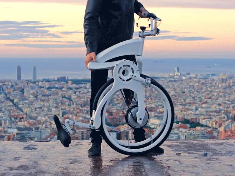Gi FlyBike, e-bike para la gran ciudad