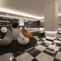 Interiorismo por partida doble en Hoteles Monte