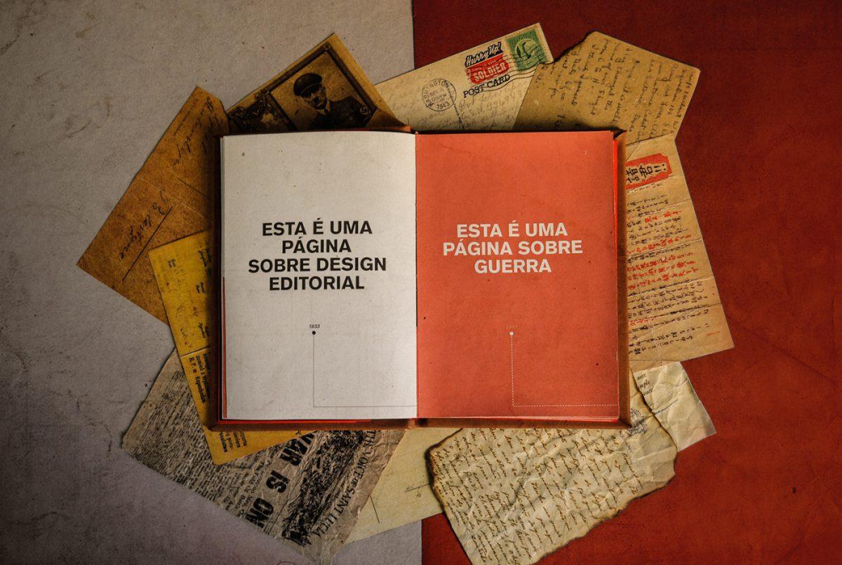 Lines of War 1933-1945, proyecto editorial de Gustavo Vitulo