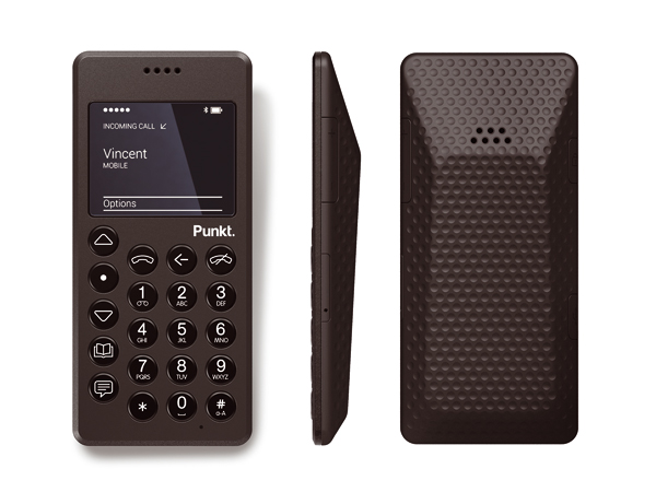 MP 01 Mobile Phone, Punkt, Jasper Morrison, 2015.