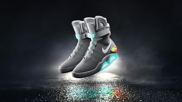 Nike Mag, las zapatillas de Nike para Regreso al Futuro