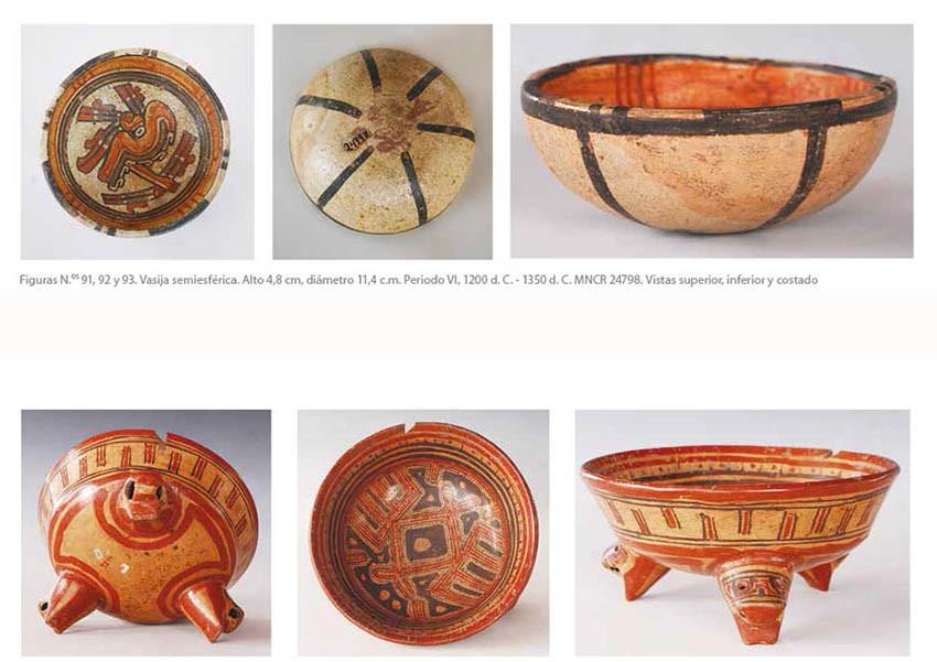 Henry Vargas Benavides, Análisis de la cerámica. Foto cortesía del autor.