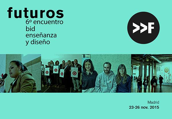 El 6º Encuentro BID abre sus puertas a estudiantes, profesores y profesionales del diseño de toda Iberoamérica