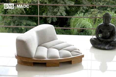 Alba de la selva Design. Mueble. Foto cortesía del MADC.