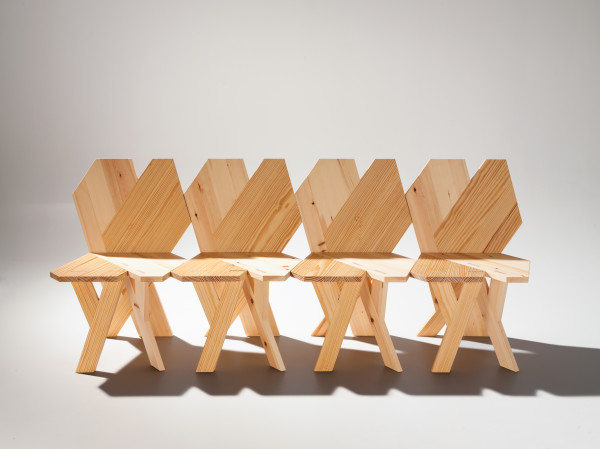 La silla Biennale gana el Premio Catalunya Ecodisseny