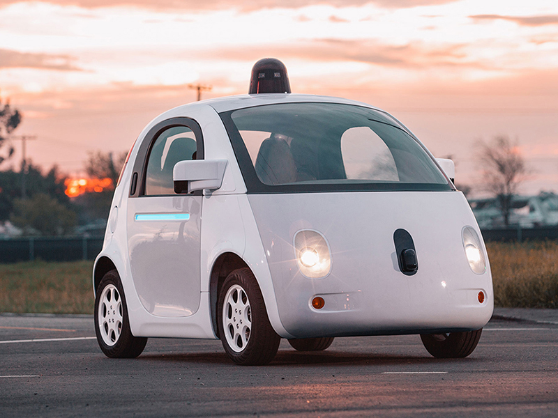 Google Self-Driving Car Project, el futuro ya está aquí