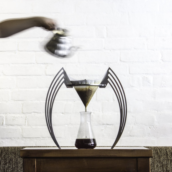 IIKONE, la máquina de café instantáneo de Bartosz Garlinski