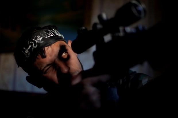 UPFRONT, fotorreporteros de guerra