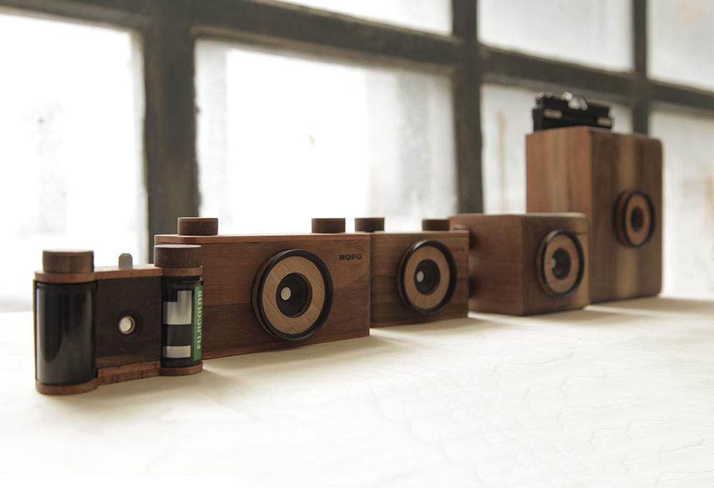 Crowdfunding y nuevos modelos de Nopo Cameras